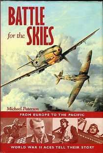 Paterson, Michael. Battle For The Skies