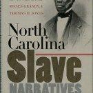 Andrews, William L, editor. North Carolina Slave Narratives: The Lives Of Moses Roper...