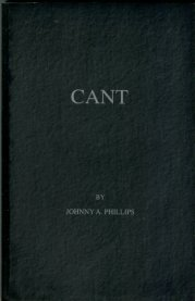 Phillips, Johnny A. Cant