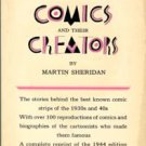 Sheridan, Martin. Comics And Their Creators: Life Stories Of American Cartoonists