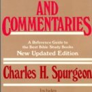 Spurgeon, Charles H. Commenting And Commentaries: A Reference Guide To The Best Bible Study Books