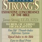 Strong, James. The New Strong's Exhaustive Concordance Of The Bible