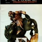 Journal Of The International Netsuke Collectors Society, Vol. 1, No. 1 - Vol, 1, No. 4