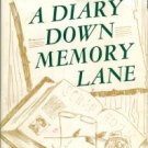 Johnson, Ruby K. A Diary Down Memory Lane