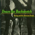 Case, Carole. Down The Backstretch: Racing And The American Dream