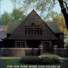 Abernathy, Ann. The Oak Park Home And Studio Of Frank Lloyd Wright