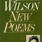 Wilson, Mary. New Poems