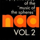 Rogo, D. Scott. A Psychic Study Of The Music Of The Spheres (NAD, Volume II)