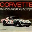Ludvigsen, Karl. Corvette: America's Star-Spangled Sports Car: The Complete History