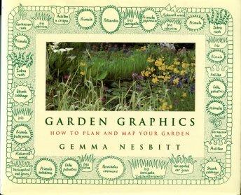 Nesbitt, Gemma. Garden Graphics: How To Plan And Map Your Garden