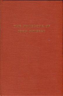 Smibert, John. The Notebook Of John Smibert