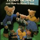 Hutchings, Margaret. Teddy Bears And How To Make Them