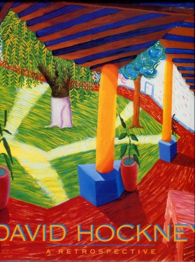 Hockney, David. David Hockney: A Retrospective