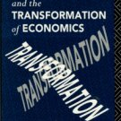 Machovec, Frank M. Perfect Competition And The Transformation Of Economics