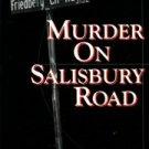 Nicholson, R. B. Murder On Salisbury Road