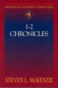 McKenzie, Steven L. 1-2 Chronicles