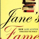 Harman, Claire. Jane's Fame: How Jane Austen Conquered The World
