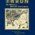 Conner, Anna Pack. Tryon: An Artist's & Writer's Sketchbook