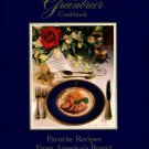 Holmberg, Martha, editor. The Greenbrier Cookbook: Favorite Recipes From America's Resort