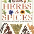 Bremness, Lesley and Norman, Jill. The Complete Book Of Herbs & Spices