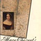 Chesnut, Mary. Mary Chesnut's Civil War
