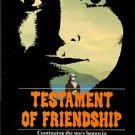 Brittain, Vera. Testament Of Friendship: The Story Of Winifred Holtby