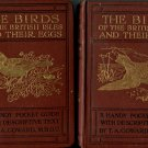 Coward, T. A. The Birds Of The British Isles And Their Eggs [Series I & Series II in two volumes]