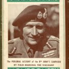 Montgomery Of Alamein, Bernard Law Montgomery, Viscount. El Alamein To The River Sangro