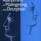 Rogers, Richard, editor. Clinical Assessment Of Malingering And Deception