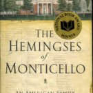 Gordon-Reed, Annette. The Hemingses Of Monticello: An American Family