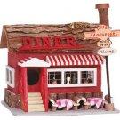 50'S DINER - WOODEN BIRDHOUSE