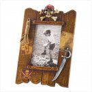 JOLLY ROGER PIRATE PICTURE FRAME 4 X 6