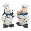GOURMET CAT SALT & PEPPER SET