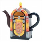 JUKEBOX TEAPOT