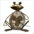 FROG DECORATIVE FAN