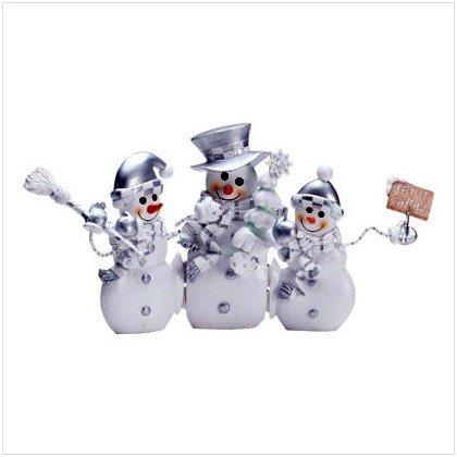 SNOWMAN CHRISTMAS DECORATION