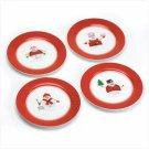 CHRISTMAS SNOWMAN DINNERWARE - DYLAN DESIGNS