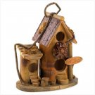 BIRD CAFE' BIRDHOUSE