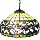 Ivy Tiffany Style Hanging Lamp