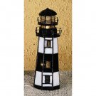 Montuak Point Lighthouse Accent Lamp Table