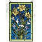 Spring Bouquet Window Panel