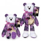 LIMITED TREASURE ELVIS BEAR #8 KING OF ROCK AND ROLL