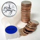 1999 Delaware Quarter Roll - Philadelphia Mint