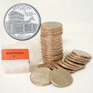 2001 Kentucky Quarter Roll - Denver Mint