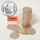2003 Alabama Quarter Roll - Denver Mint