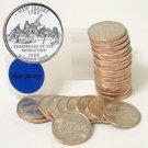 1999 New Jersey Quarter Roll - Philadelphia Mint