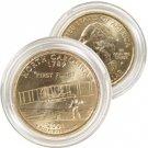 2001 North Carolina 24 Karat Gold Quarter -Philadelphia