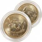2002 Tennessee 24 Karat Gold Quarter - Denver