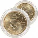 2002 Louisiana 24 Karat Gold Quarter - Philadelphia
