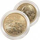 2002 Mississippi 24 Karat Gold Quarter - Denver